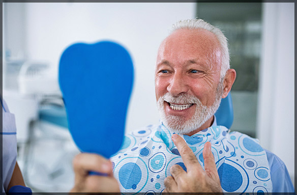 The Process of Teeth Replacement Using Dental Implants