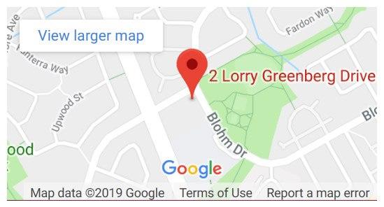 2 Lorry Greenberg Drive Ottawa, Ontario K1G 5H6